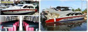 Sewa Kapal Speedboat Tidung Express