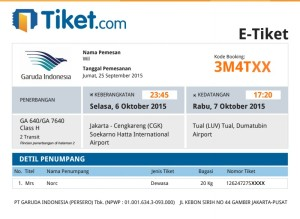 E-Ticket-Pesawat