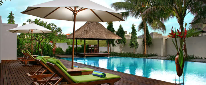 Bali Grand Akhyati Villas Honeymoon Package -  Pool Villa