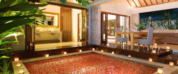 Bali Grand Akhyati Villas Honeymoon Package - Private Pool Villa