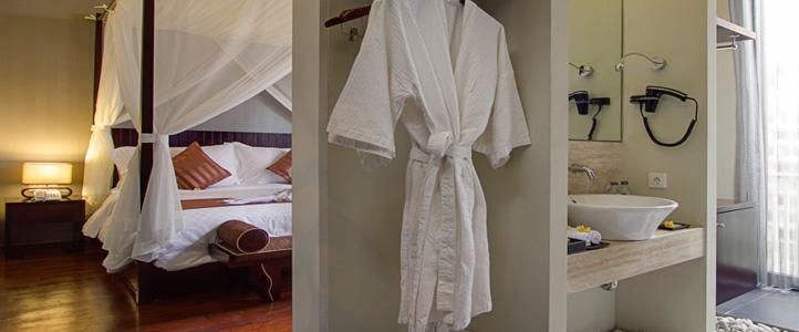 Bali 18 Suites Villas Honeymoon Package - Accomodation