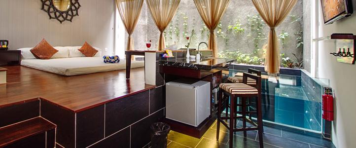 Bali 18 Suites Villas Honeymoon Package - Pool Villa