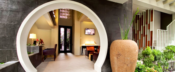 Bali 18 Suites Villas Honeymoon Package - Welcome Suites