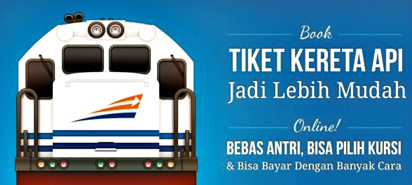booking kereta api endangered