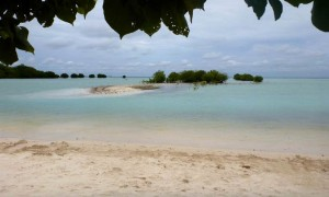 Pulau Pari - Pantai LIPI