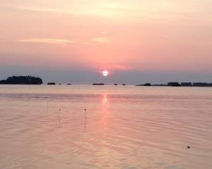 Pulau Pari - Sunset