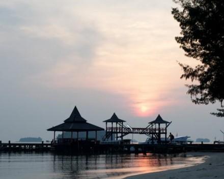 pulau sepa resort - pulau seribu