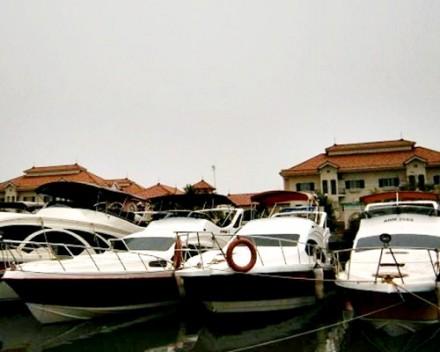 Sewa Kapal Speedboat Yacht Marina Ancol