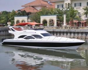 Sewa Kapal Boat Marina Ancol Murah