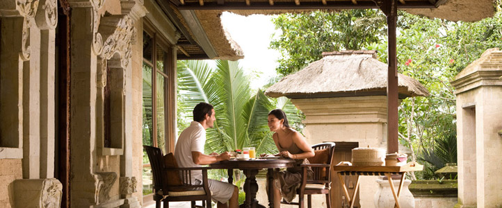 Bali Pitamaha Resort Honeymoon Package -  Welcome Garden Villa