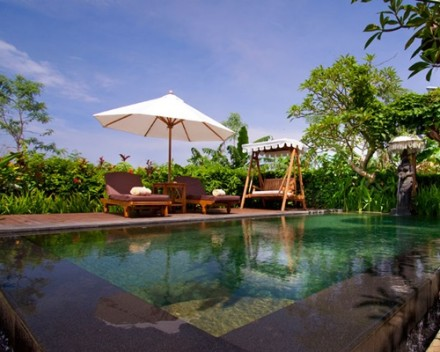Bali The Hill Villas Honeymoon