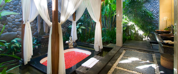 The Hill Villas Honeymoon - Bathroom