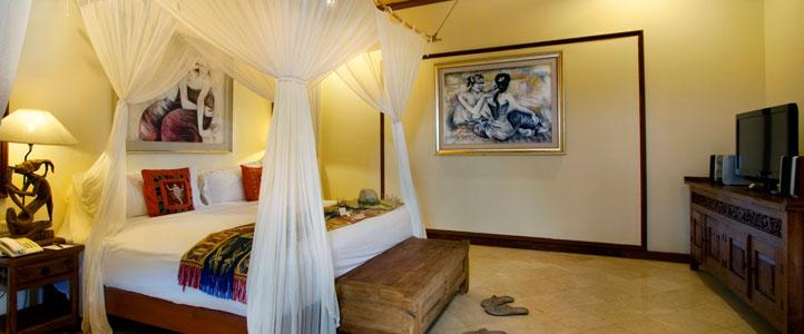 The Hill Villas Honeymoon - Bedroom