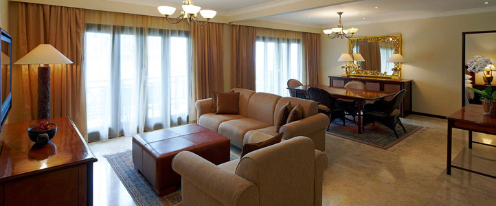Lombok Sheraton Senggigi Honeymoon Package - Grand Suite