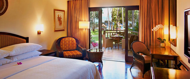 Lombok Sheraton Senggigi Honeymoon Package - Romantic Bedroom