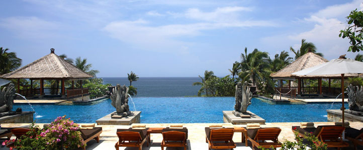 Bali Ayana Resort Honeymoon Package - Ayana Main Pool