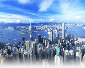Hongkong-City