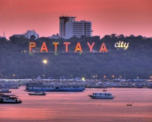 Pattaya-city