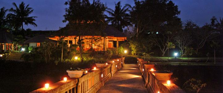 Bali Santi Mandala Villa Honeymoon Package - Romantic Villa