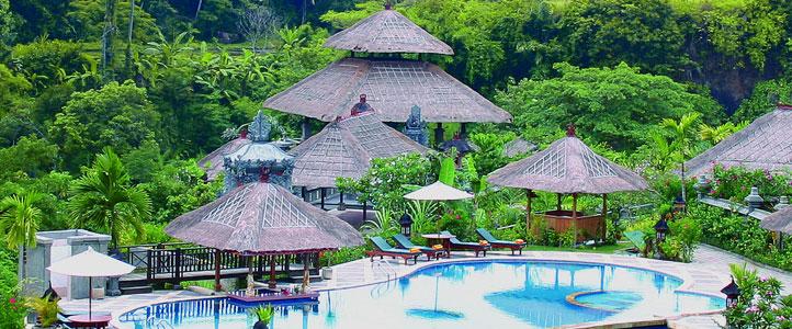 Bali Santi Mandala Villa Honeymoon Package - Swimming Pool