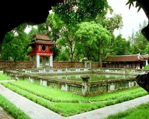Literature-Temple