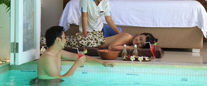Bali Astana Kunti Honeymoon Villa - Spa Treatment