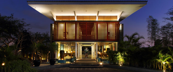 Bali Javana Royal - Front Area