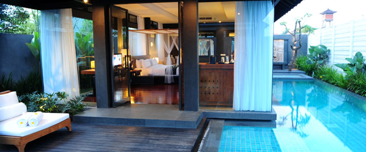 Bali Javana Royal - Pool & Sundeck