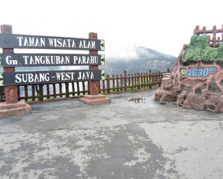 Bandung Lembang Trans Studio - Tangkuban Perahu