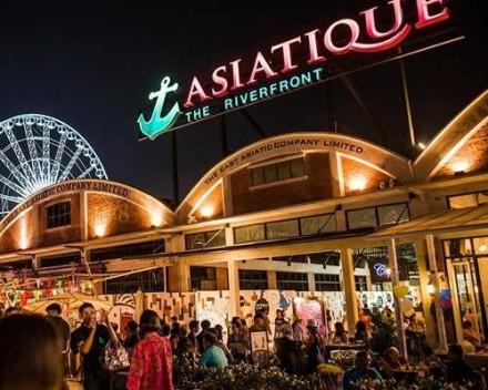 Bangkok Shopping Freak - Asiatique Riverfront Bangkok