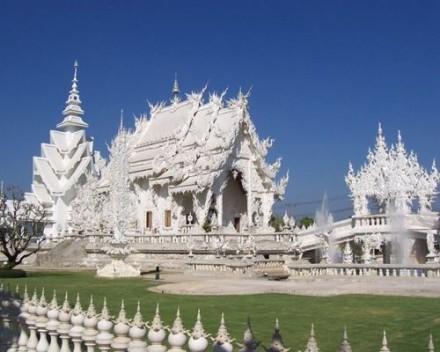 Explore Chiang Mai & Chiang Rai - White Temple Wat Rong Khun