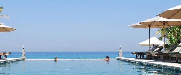 Lombok Puri Mas Boutique - Main Pool