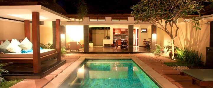 Lombok Puri Mas Boutique - Romantic Pool Villa