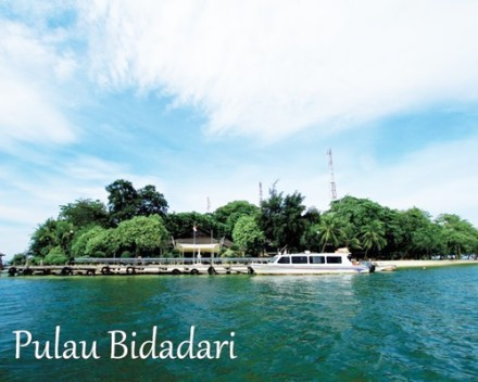 Pulau Bidadari Eco Resort - Bidadari Eco Resort