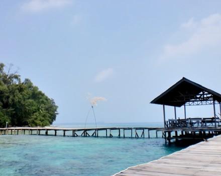 Pulau Bira Tour - Dermaga Pulau Bira