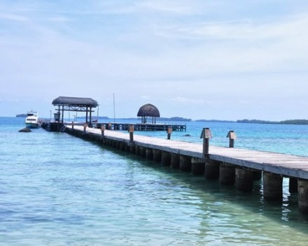 Pulau Pantara Marine Resort - Dermaga