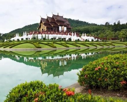 Royal Flora Garden - Spectacular Chiang Mai
