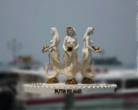 Tour Pulau Putri Resort - Welcome
