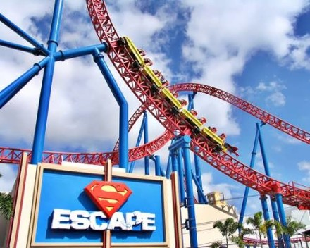 Australia Gold Coast Tour - Movie World