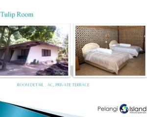 Pulau-Pelangi-Natural-Splendor-Tulip-Room-Bungalow