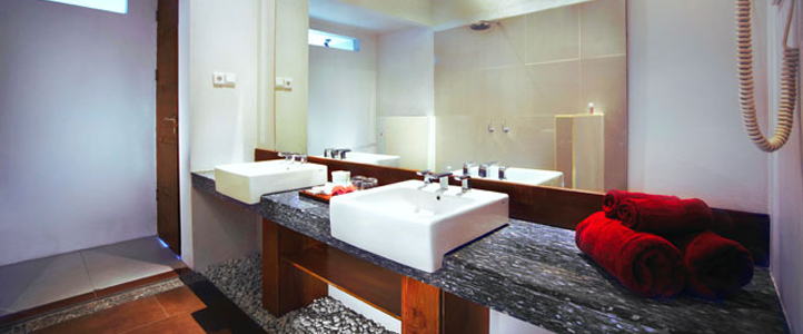 Aston Sunset Beach Resort - Bathroom Pool Villa