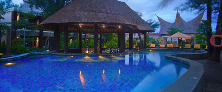 Aston Sunset Beach Resort - Main Pool