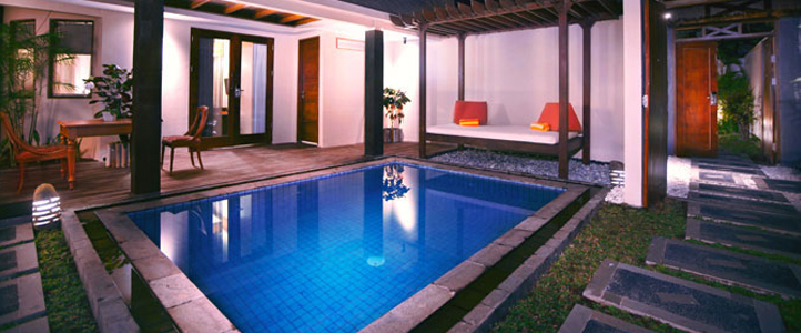 Aston Sunset Beach Resort - One Bedroom Pool Villa