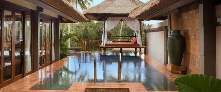Bali Kamandalu Honeymoon Villa - Private Pool Villa