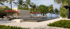 Bali Royal Santrian Honeymoon Villa - Pool Pantai