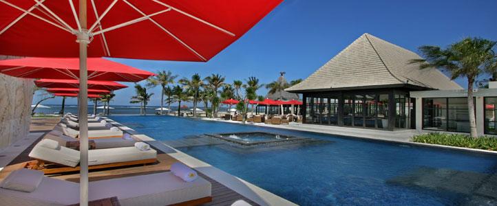 Bali Royal Santrian Honeymoon Villa - Pool