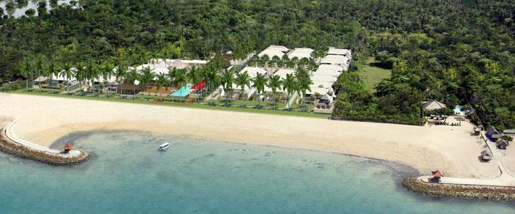 Bali Royal Santrian Honeymoon Villa - Tepi Pantai Nusa Dua