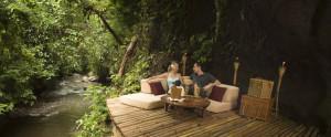 Bali Hanging Garden Ubud Honeymoon Villa - Honeymoon Couple
