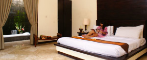 Bali Merita Villa Honeymoon Package - Bedroom Villa