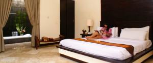 Bali Merita Villa Honeymoon Package - Bedroom Villa